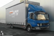 camion Mercedes Atego 1218 L PRITSCHE
