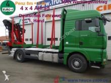 camion MAN TGA 18.480 4x4PenzKran8m=1.7t.*1.Hd*Deuts