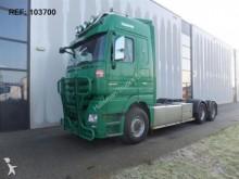 camión Mercedes ACTROS 2660 6X4 MEGA