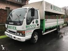 camion cassone centinato teloni scorrevoli Isuzu