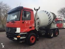 camión Mercedes Actros 2635 6x4 EPS mixer