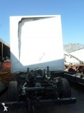 camion furgone plywood / polyfond incidentato