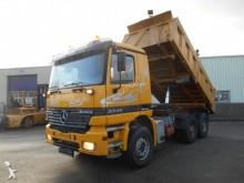 camion Mercedes Actros 3348 Kipper 6x4 V8 Manuel Gearbox Retarde