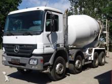 camión Mercedes Actros 3236 8x4 EURO4 BETONMISCHER STETTER 9m3