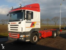 camión Scania R480 CR19 6X2 MNA MANUAL