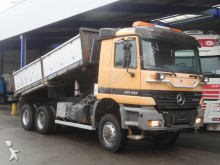 camion Mercedes Actros 2640 / 6x4 / Steel springs