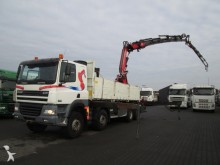 camión DAF 85 480 8X4 Fassi F600XP
