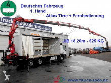 camion Mercedes 2636 Actros 6X4 Tirre 222 + JIB 18,20m- 525 KG