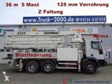 camion Iveco 380E38 6x4 Sermac 36m Betonpumpe 5Mast Z-Faltung
