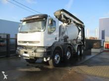camion Renault Kerax 420 MIXER 7m3 + TAPIS 12m