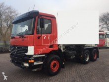 camión Mercedes Actros 2635 6x4 EPS FULL STEEL