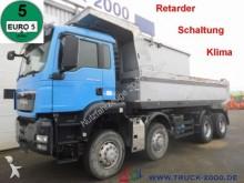 camión MAN TGS 41.480 8x6 Pritarder Schalter Blattfed. 1.Hd