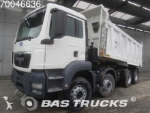 camion MAN TGS 41.400 M 8X4 Manual Big-Axle Steelsuspension