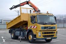 ciężarówka Volvo FM 9 300 Kipper 4,50 m + KRAN * Top Zustand!