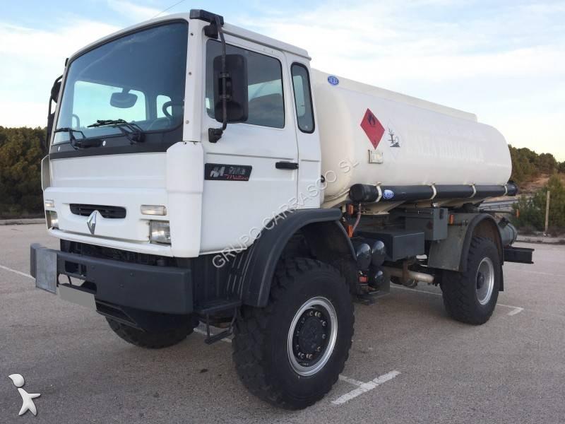 camion citerne hydrocarbures occasion renault midliner 200. Black Bedroom Furniture Sets. Home Design Ideas
