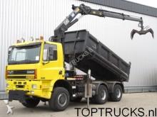 camion Ginaf M 3333-S 6x6 TIPPER + CRANE REMOTE