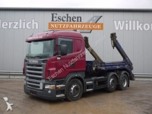 camion Scania R 420 6x2, Patikelfilte Euo 4, Meille AK 16