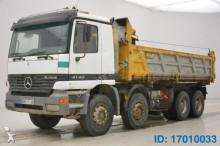 camion Mercedes Actros 4140 - 8X4
