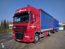 camion DAF XF105-460 4x2 Superspacecab 15.5m Laadvloer! COM