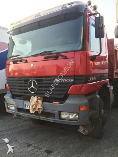 Camion Mercedes 3343 kein 3340
