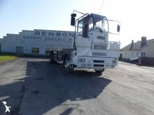 camion piattaforma trasporto ferro DAF