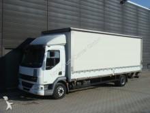 camión DAF LF 45.220 Schiebeplane/LBW (Klima AHK Luftfed.)