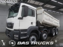 camion MAN TGS 41.400 M 8X4 Manual 3-Seiten Big-Axle Steels