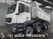 camión MAN TGS 41.430 M 8X4 Manual Big-Axle Steelsuspension