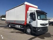 camión lona corredera (tautliner) sistema de lona corrediza Renault