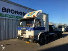 Scania 82M CHASSIS | 4X2 | SPRING / AIR SUSPENTION | HO