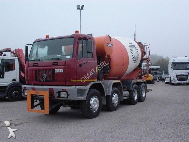 camion astra b ton toupie malaxeur hd7 gazoil euro 2. Black Bedroom Furniture Sets. Home Design Ideas
