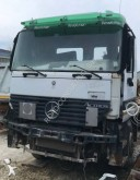 camion scarrabile incidentato