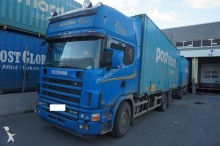 camion furgone Scania