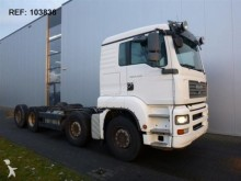 camion MAN TGA35.440 CHASSIS EURO 4