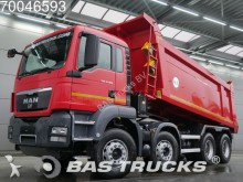 camión MAN TGS 41.400 M 8X4 Big-Axle German-registration St