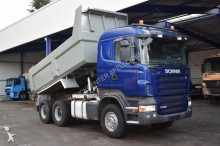 camión Scania R 480 / 6x4 / Steel spings / Manuel / Euo 4 -