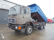 camion MAN 26.372 (BIG AXLE / STEEL SUSPENSION)