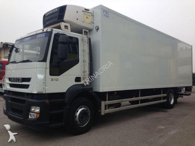 camion iveco frigo stralis 190s31 frigo gazoil euro 5 occasion n 1918448. Black Bedroom Furniture Sets. Home Design Ideas