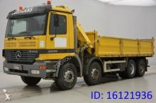 camión Mercedes Actros 3235 - 8x4