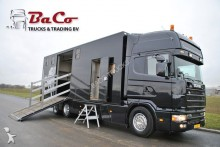 camión Scania R 144 530 TL V8 6x2 - MANUAL - ETADE - EXCELL