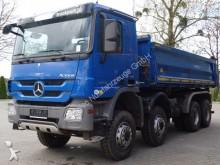 camión Mercedes Actros 4144 8x6 EURO5 KIPPER