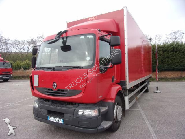 camion renault fourgon midlum 270 4x2 occasion n 1919534. Black Bedroom Furniture Sets. Home Design Ideas