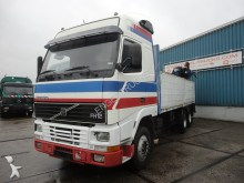 camión Volvo FH 12-420 GLOBETROTTER 6x4 FULL STEEL WITH 18.00