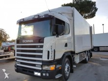 camion Scania 144 - 460 V 8 CELLA FRIGO MT 7.20 ATP 2019 VENDUTO