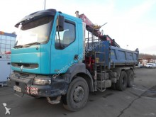 camion bi-benne occasion