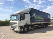 camion DAF CF 75 EURO 3 FAN 75.360 Q D [2002 - kw 266 - passo 6,10 + 1,40]