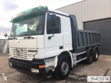 camion Mercedes Actros 2643 6x4 -Tractor unit and Tipper - Manua