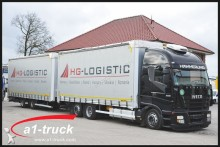 camion Iveco AS260S45Y Jumbozug, Euro5 EEV, 118 cbm.