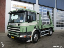 camión Scania P 94 Euro 2 Manual Full steel