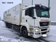 camion MAN TGS26.440 - SOON EXPECTED -6X2 ANIMAL TRANSPORT EURO 4 STEERING